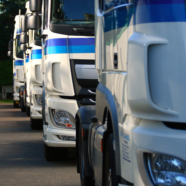 Our logistic services | VEDROVA transport