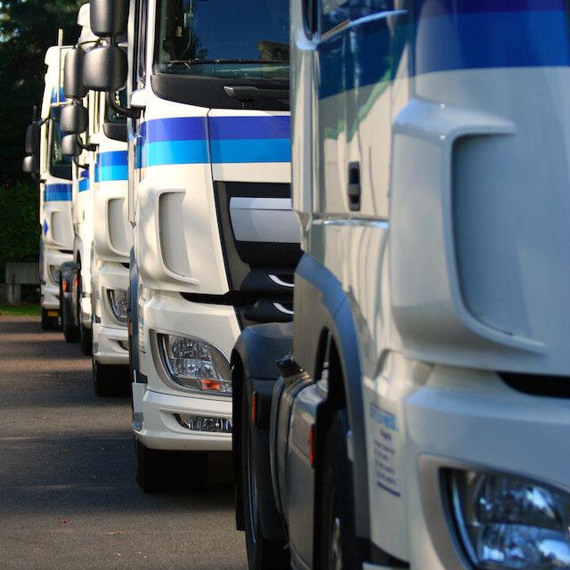 Vedrova Logistics - Road Transport