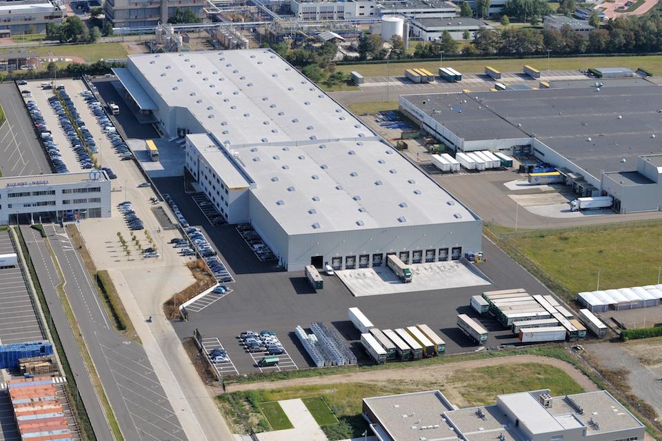Vedrova Transport Warehousing - Terminal 3